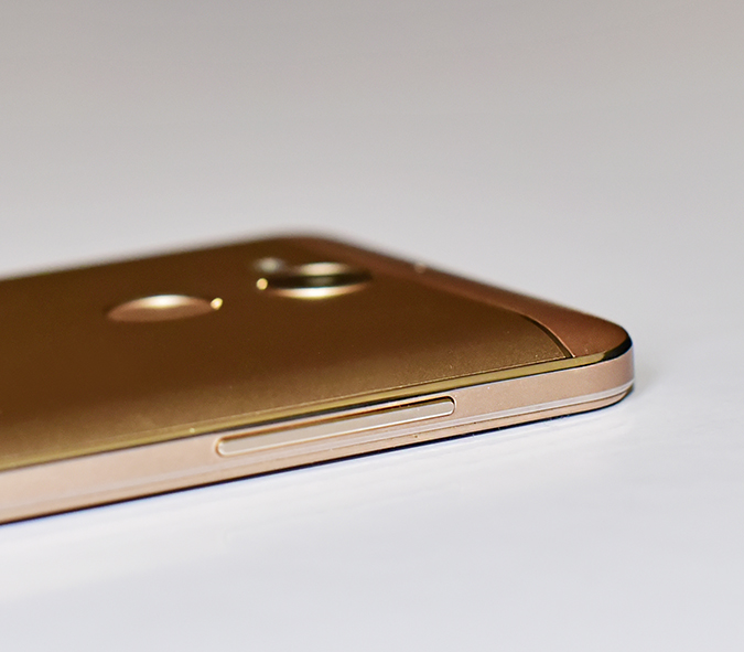 Coolpad Note 5 | Akanksha Redhu | volume butoon width