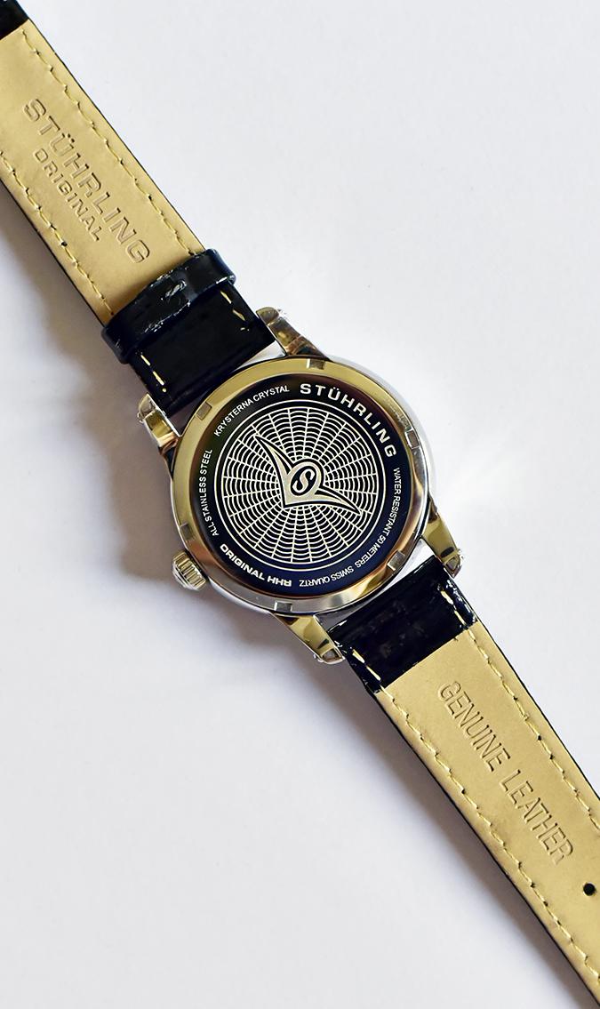 Amazon International Exclusive Watches | Akanksha Redhu | back of watch