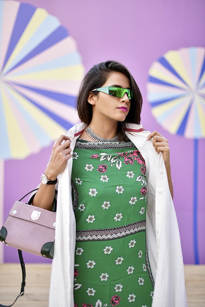 #AIFWSS17 | Akanksha Redhu | half front opening shirt