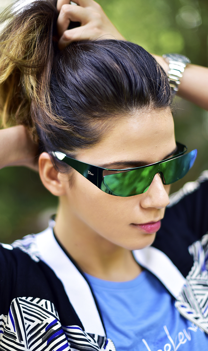 United Colors of Benetton | Akanksha Redhu | halir up sunglasses