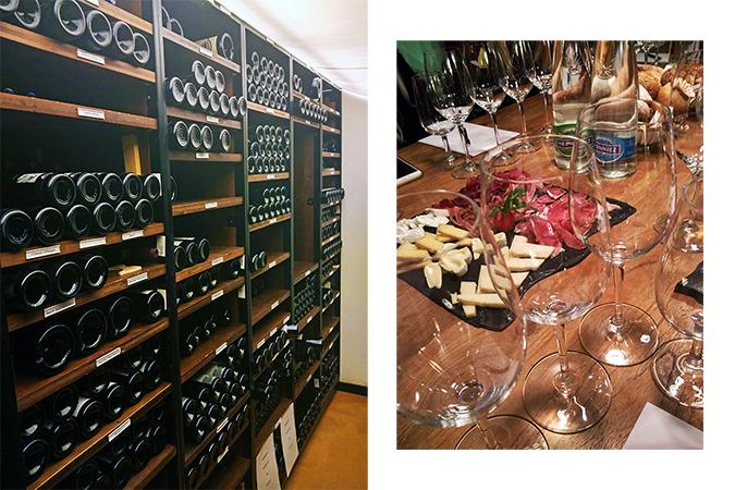 #GlionLuxury | Akanksha Redhu | lausanne wine cellar tasting 17