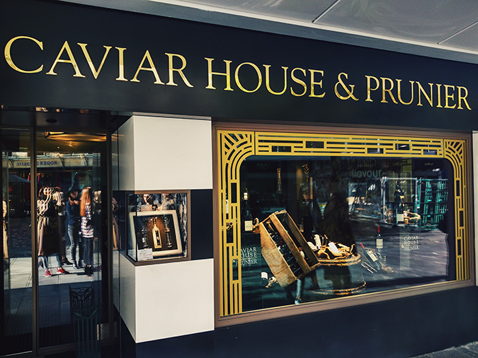 #GlionLuxury | Akanksha Redhu | caviar house shop 4