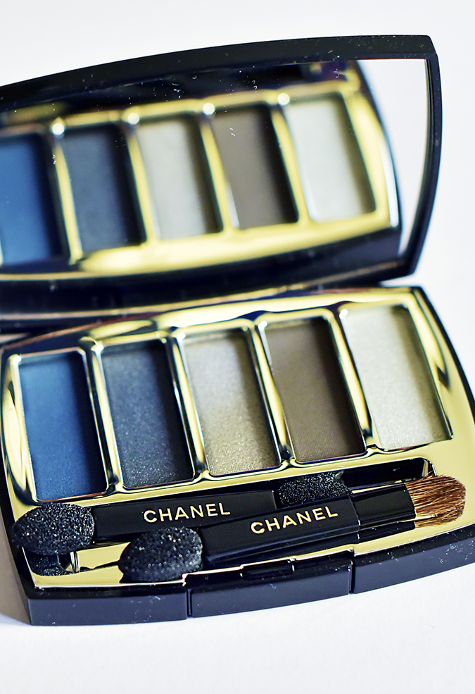 Collection Libre Synthetic De Chanel | Akanksha Redhu | eyeshadow closeup