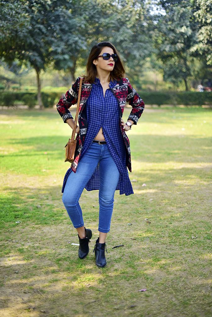 #BuyTheWillsLifestyle | Akanksha Redhu | park standing