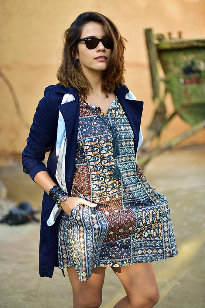 #BuyTheWillsLifestyle | Akanksha Redhu | alsisar dress