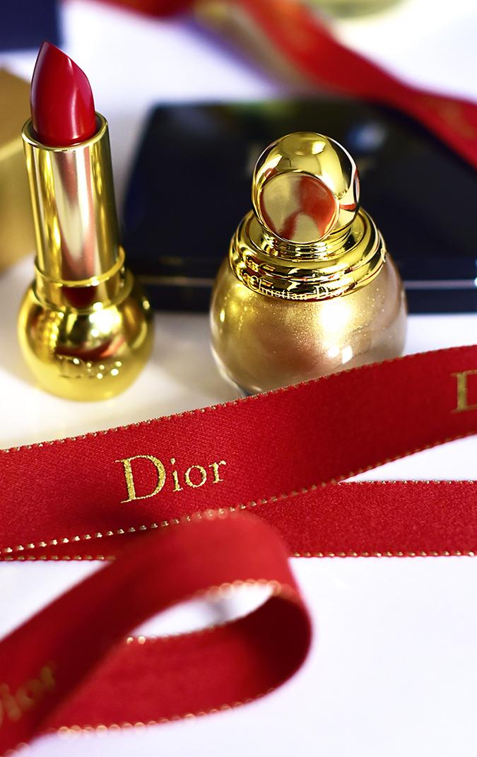 Dior Makeup | Akanksha Redhu | nailpaint closeup