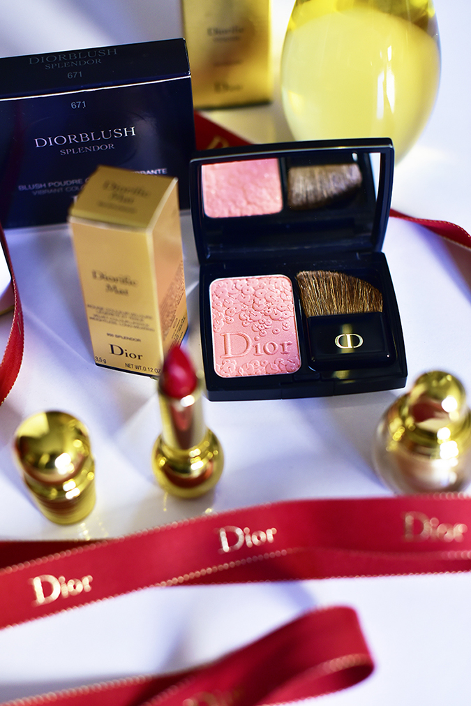 Dior Makeup | Akanksha Redhu | blush overall
