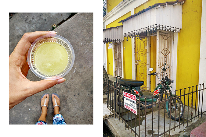 Pondicherry | Akanksha Redhu | juice and moped
