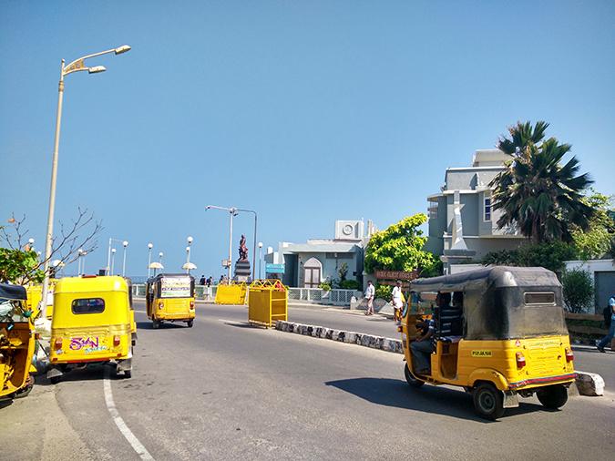 Pondicherry   Akanksha Redhu   rickshaws in pondy
