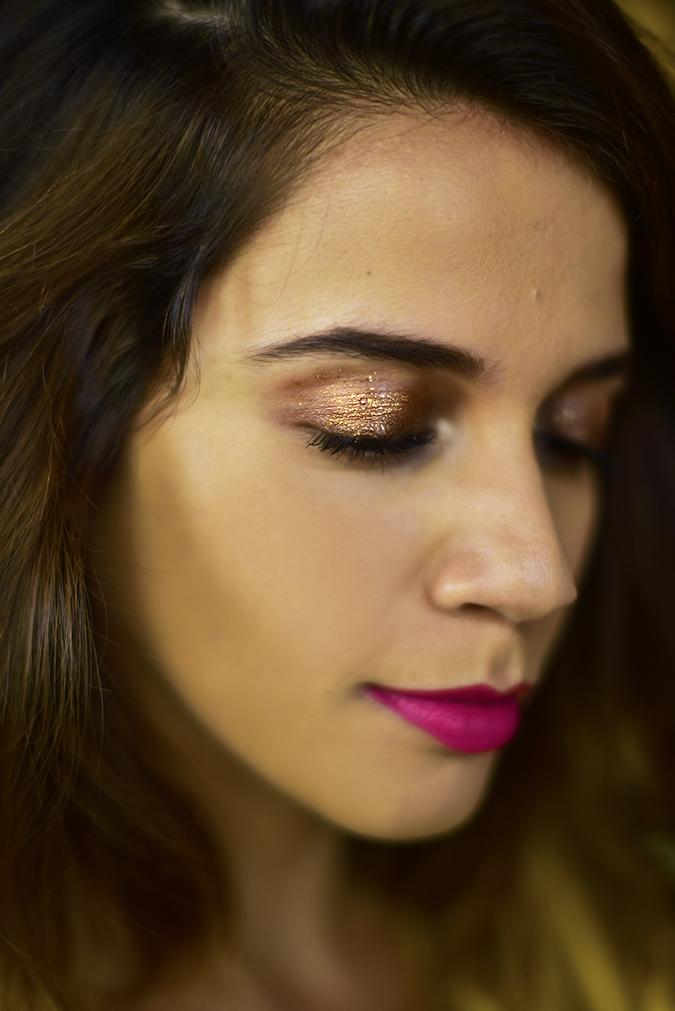 Golden Girl | Akanksha Redhu | eyelids