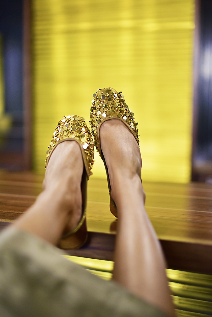 Golden Girl | Akanksha Redhu | juttis