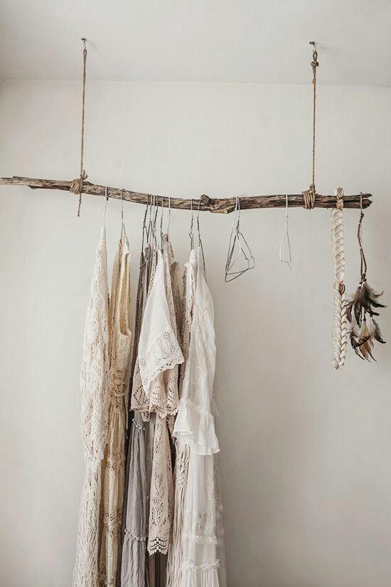 Home Inspo | Akanksha Redhu | wardrobe on branch