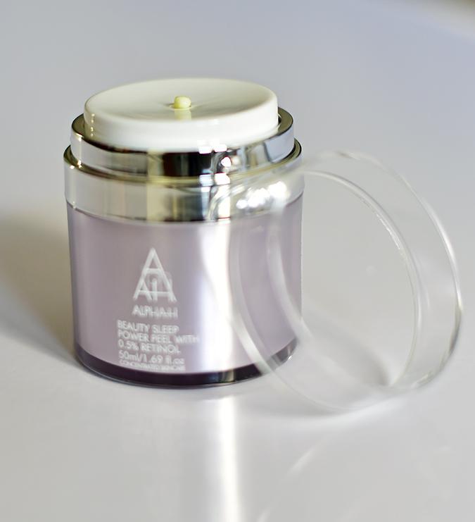 Alpha-H Beauty Sleep Power Peel   Akanksha Redhu   product coming out