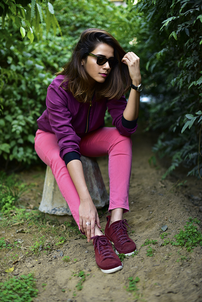 NETelier | Akanksha Redhu | sitting shoes
