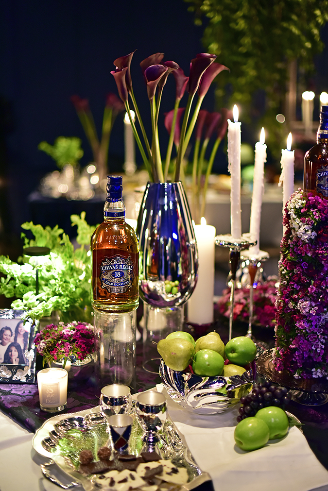 Chivas 18 Alchemy | Akanksha Redhu | kalyani chivas on table far