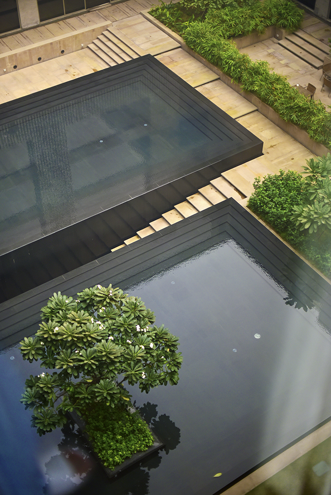 Roseate House | Akanksha Redhu | view from room