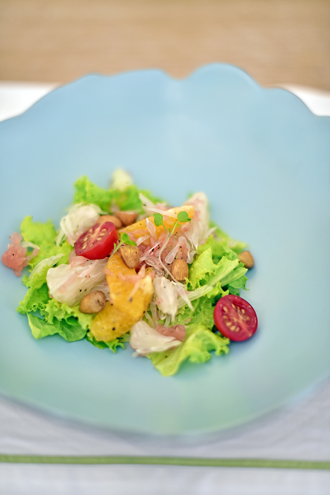 Narendra Bhawan | Akanksha Redhu | salad
