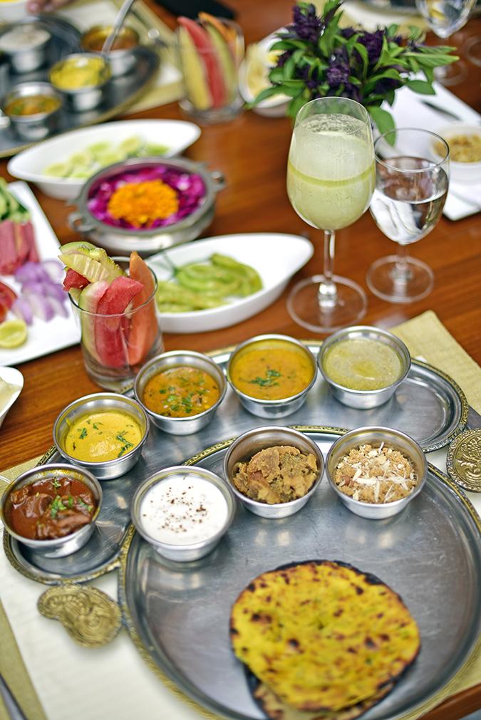 Narendra Bhawan | Akanksha Redhu | thali lunch laxmi niwas