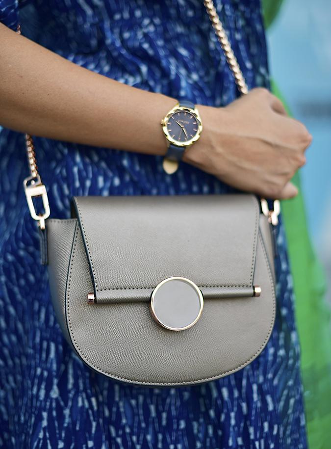 Amazon India Fashion Week | Akanksha Redhu | bag and watch