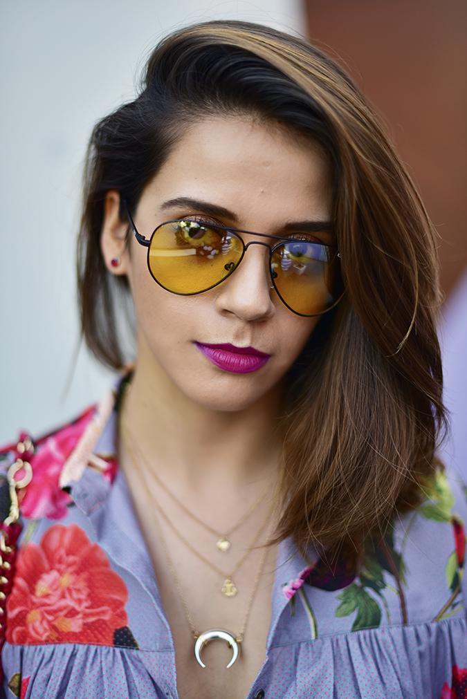 Amazon India Fashion Week | Akanksha Redhu | face sunglasses