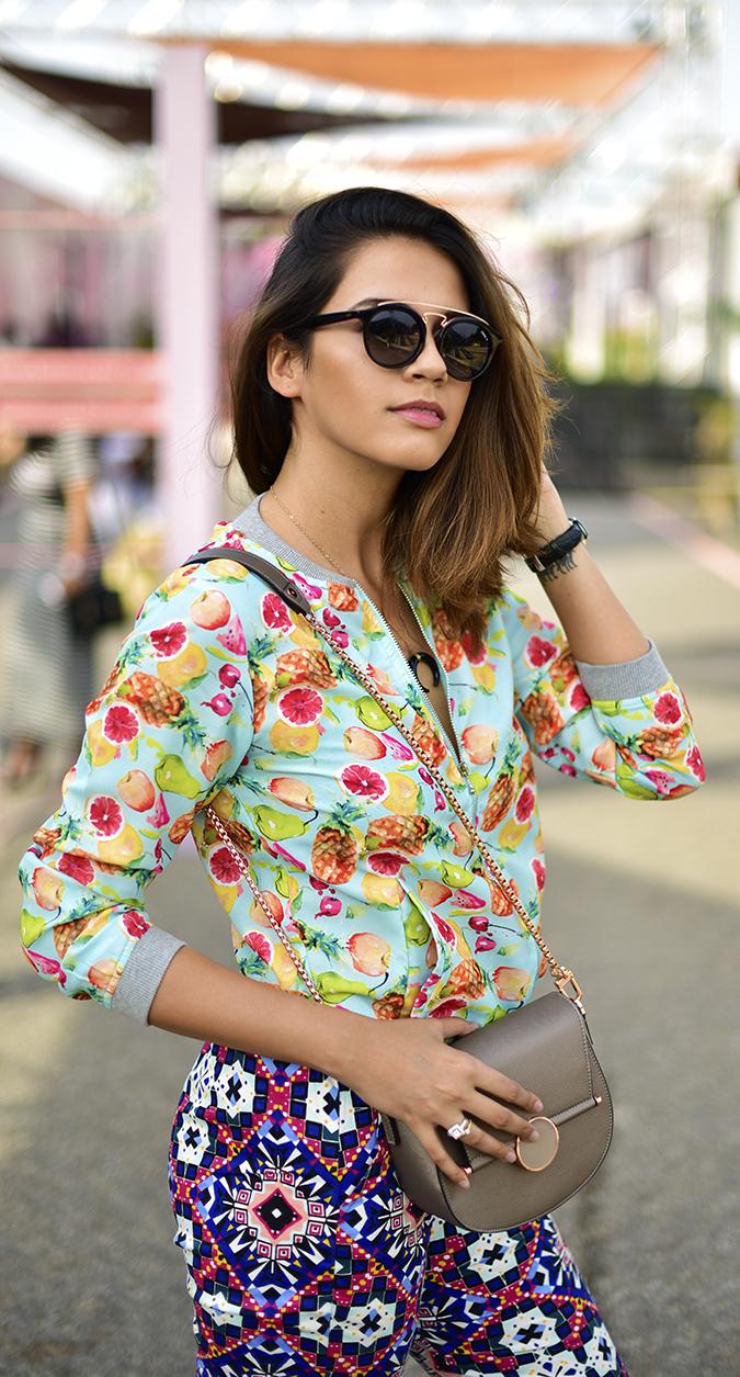 Amazon India Fashion Week | Akanksha Redhu | half side sun
