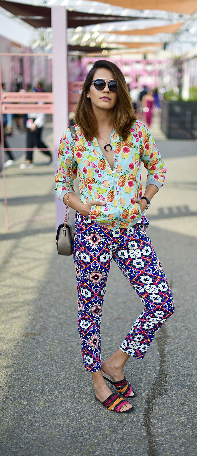 Amazon India Fashion Week | Akanksha Redhu | full front long sun