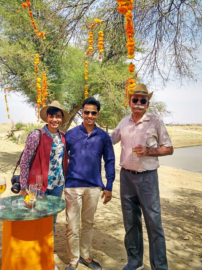 Suryagarh Jaisalmer | Akanksha Redhu | naina nakul dad