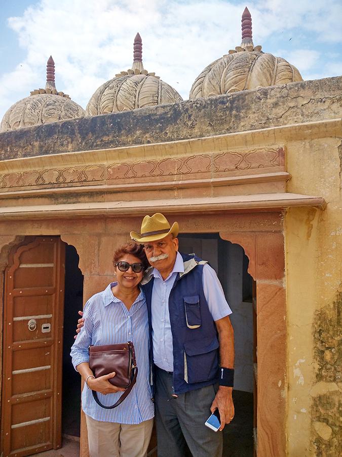 Narendra Bhawan | Akanksha Redhu | mom dad bikaner structure