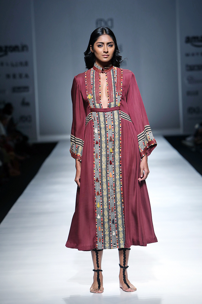 Amazon India Fashion Week | Akanksha Redhu | verb