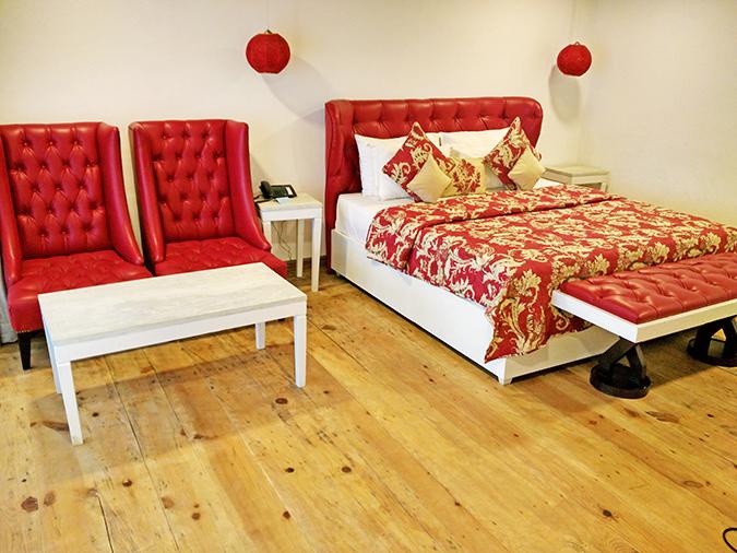 DYO The Organic Village Resort   Akanksha Redhu   bedroom