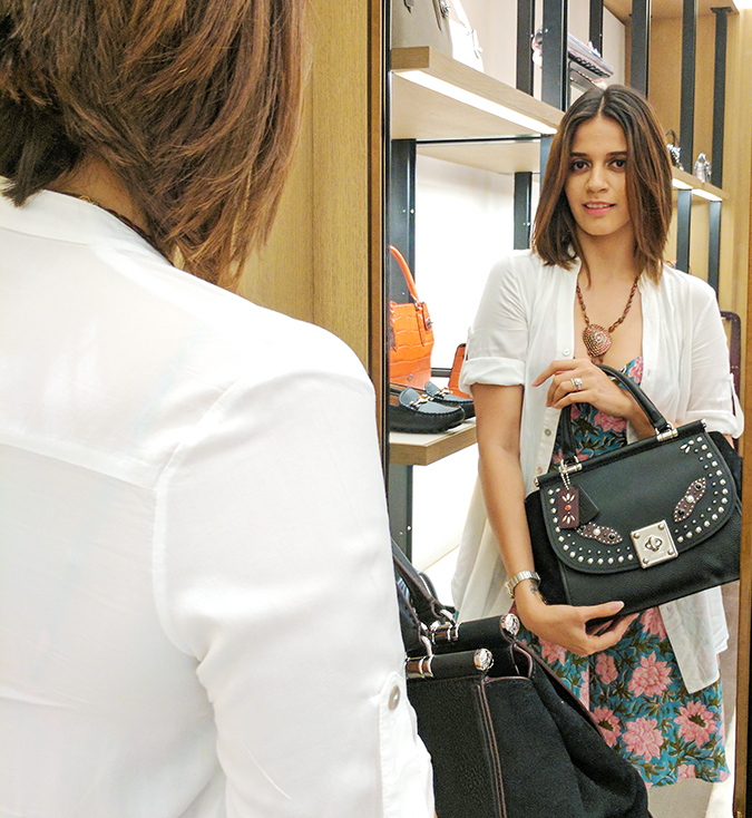 Coach India | Akanksha Redhu | mirror event