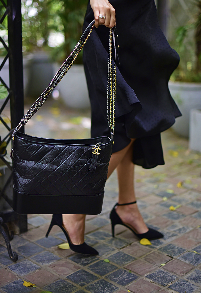 Chanel Gabrielle Bag | Akanksha Redhu bottom half bag fly