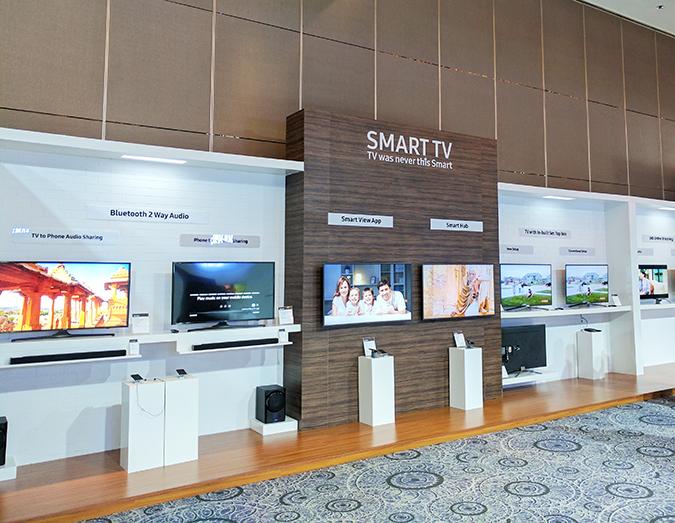 Samsung QLED TV | Akanksha Redhu