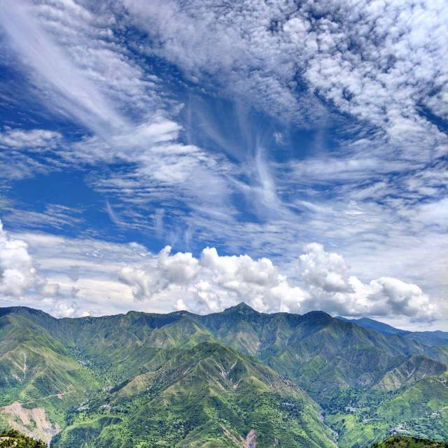 RedhuTravels  The views from jwmussoorie are absolutely stunning todayhellip