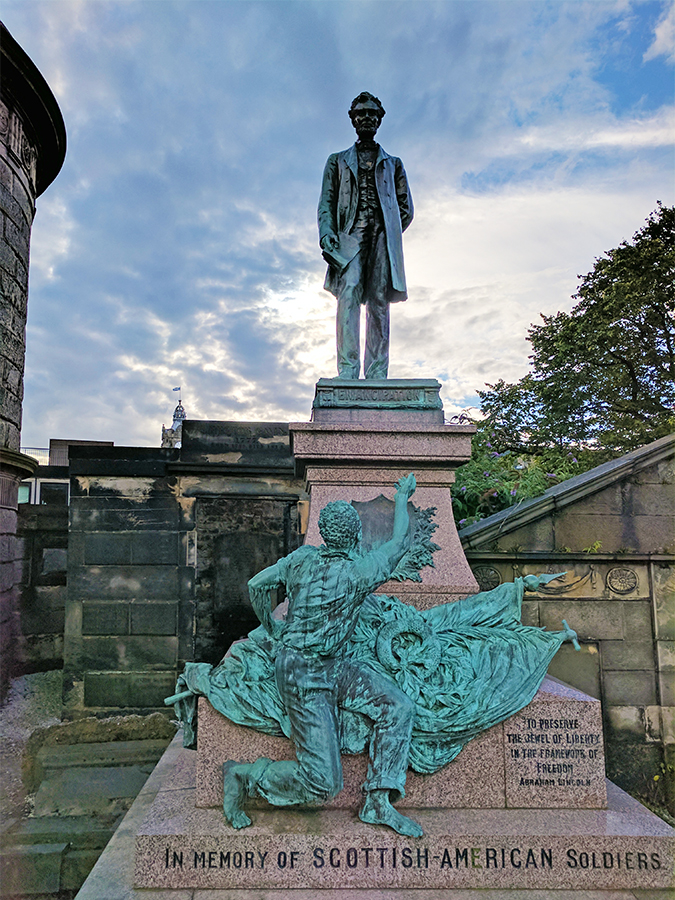 Edinburgh | Akanksha Redhu | abe in burial ground