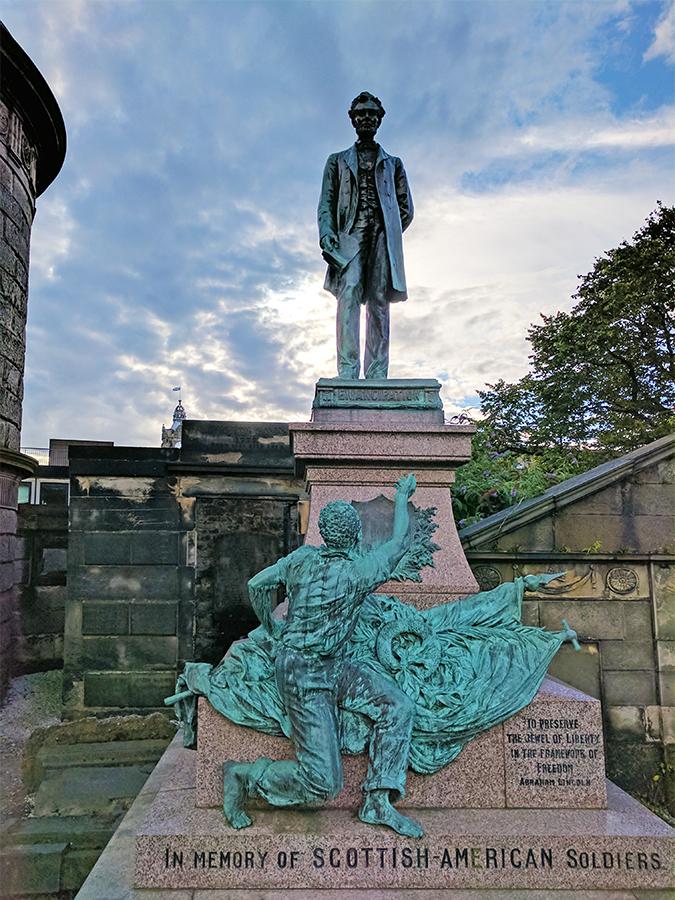 Edinburgh | Akanksha Redhu | abe in burial ground