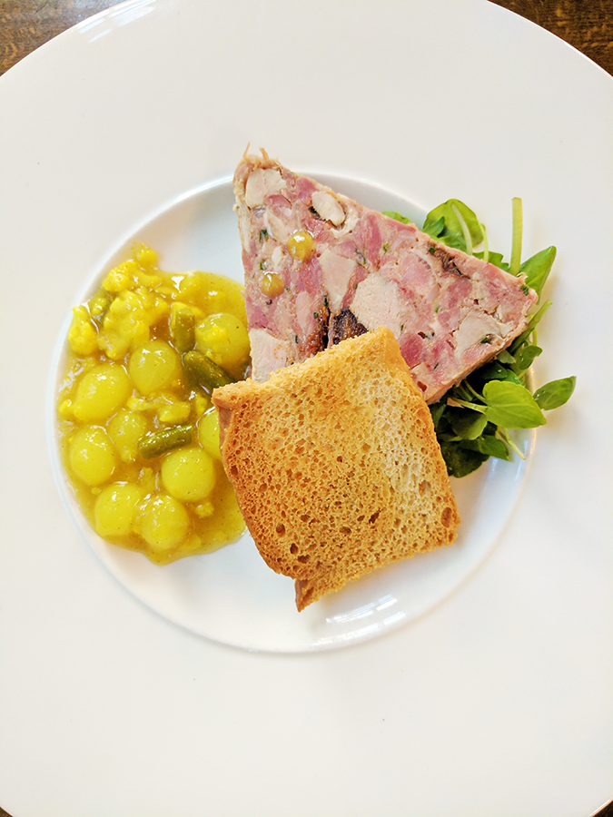 Edinburgh | Akanksha Redhu | terrine