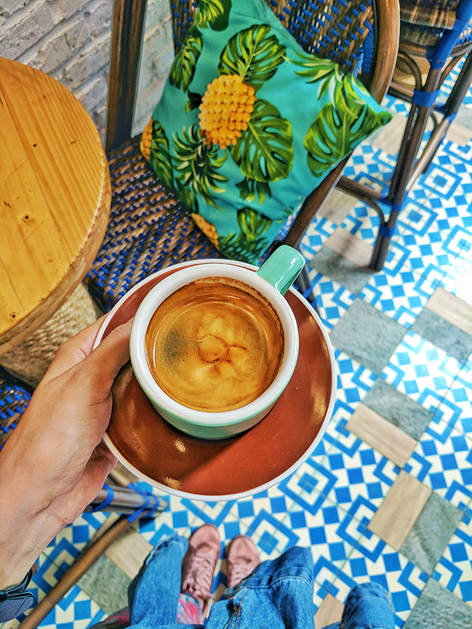 Giyanti Coffee Roasters - Jakarta