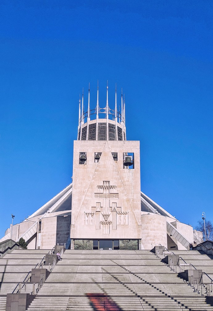 Must See Liverpool | Akanksha Redhu | Visit Britain | Modernist Cathedral