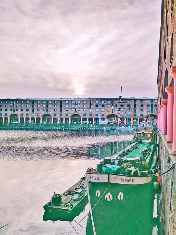 Must See Liverpool | Akanksha Redhu | Visit Britain | tate building frm far