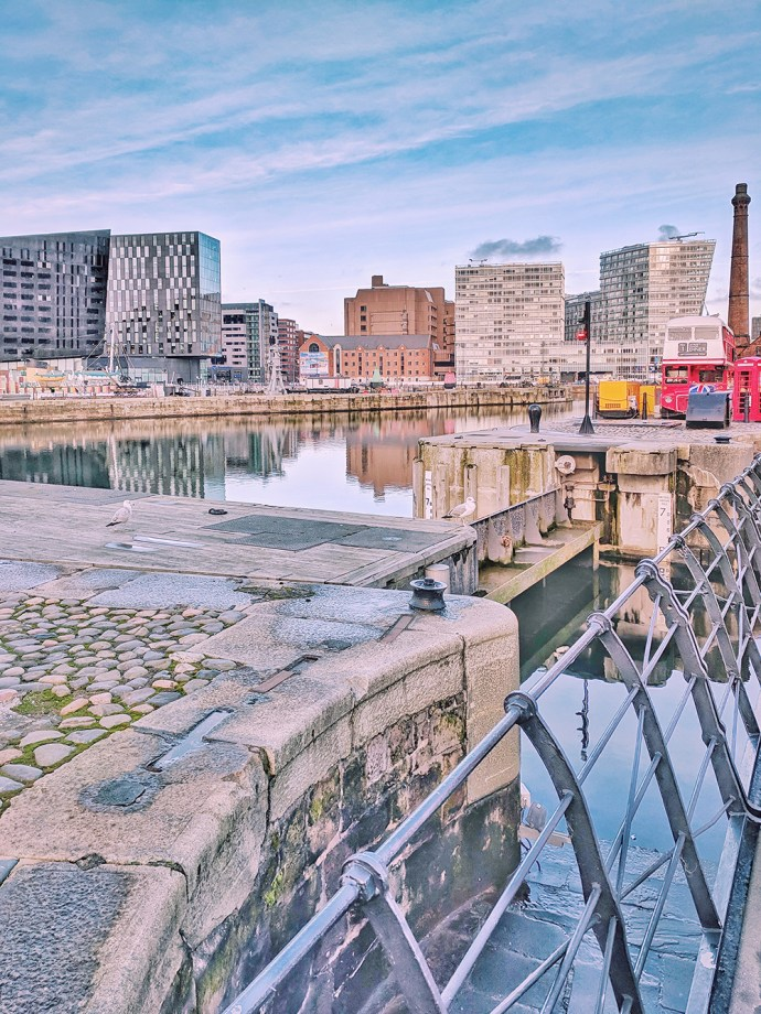 Must See Liverpool | Akanksha Redhu | Visit Britain | Albert dock canal buildings