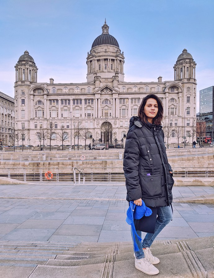 Must See Liverpool | Akanksha Redhu | Visit Britain | me at albert docks