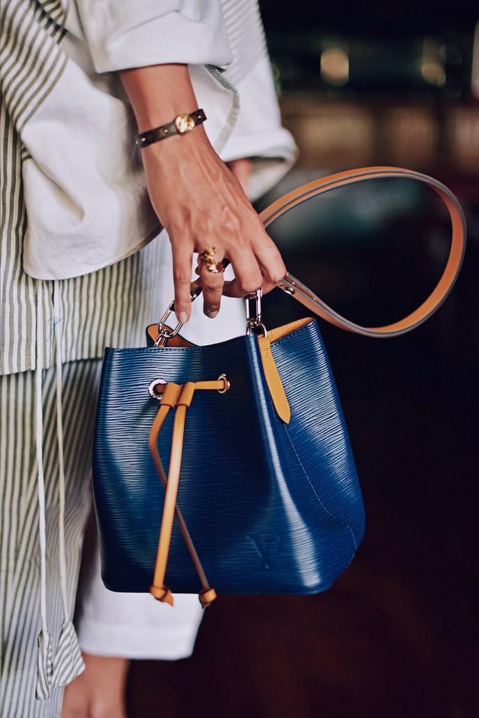 Louis Vuitton NeoNoe BB Epi Leather Bag | Akanksha Redhu