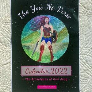 The You-Ni-Verse Calendar 2022