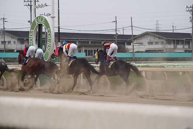 園田競馬場2
