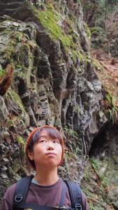 棒ノ折山 Tさん