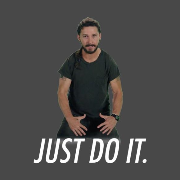just do it meme