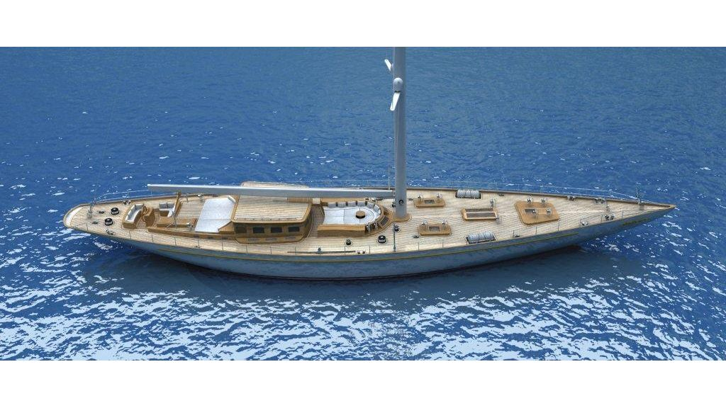 J Class Steel Sailing Yacht For Sale In Turkey 40 M J Class