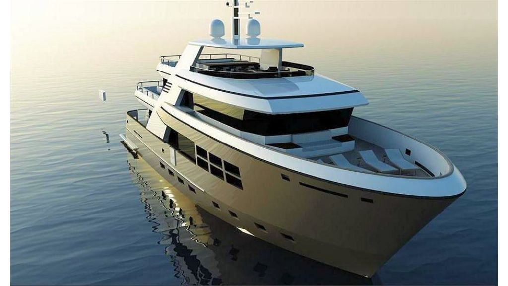 Drettmann Explorer Yacht