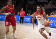 スペイン戦 バスケ 女子日本代表